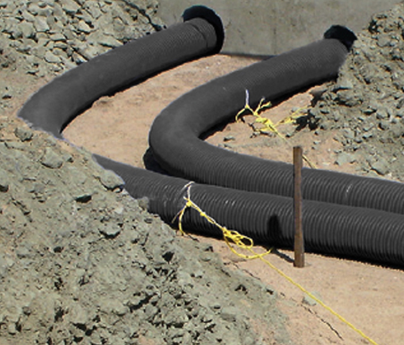 Which Mibec pre-insulated pipes are best for Commercial RHI projects?