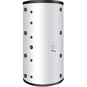 Buffer tanks for CHP projects